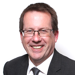 Interim Chief of Infrastructure and Development - Duncan Taylor