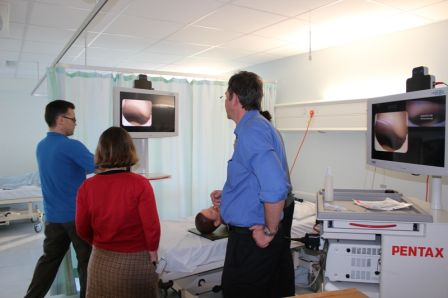 EYSE Bronchoscopy Training