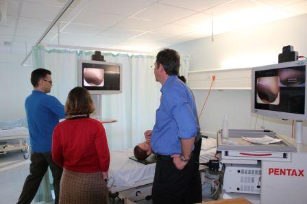 EYSE Bronchoscopy Training
