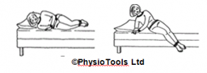 Lumbar Support - Lying