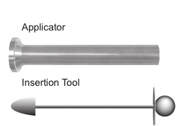 Applicator and Insertion Tool