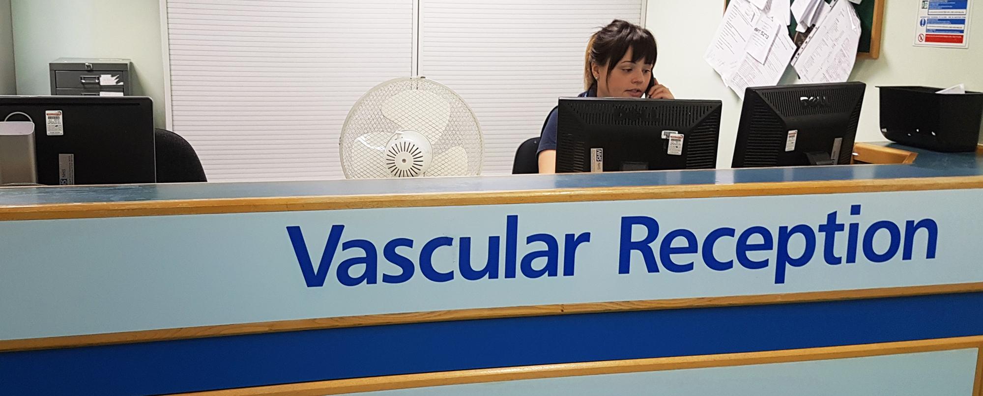 Vascular Reception