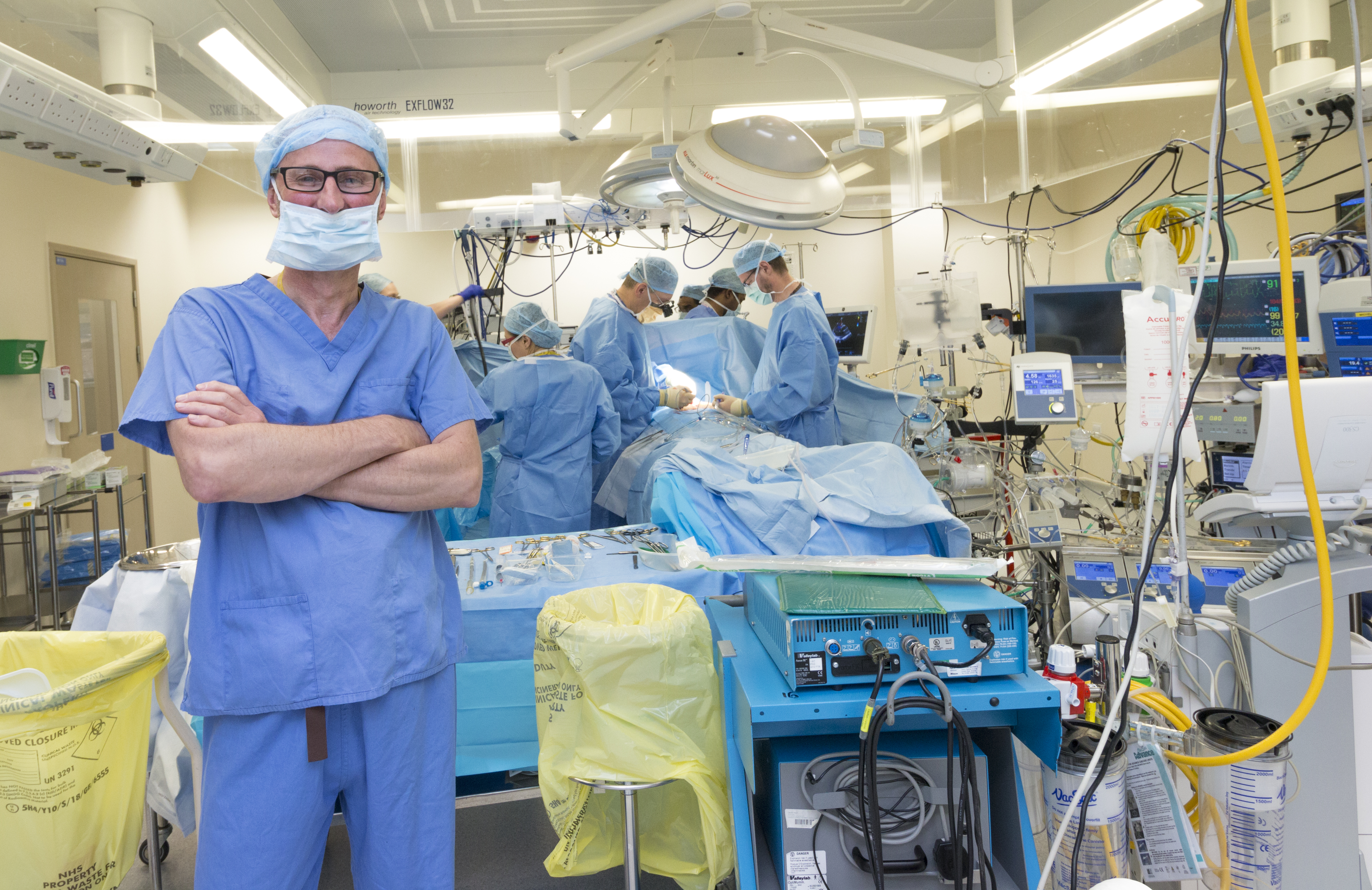 Open Heart Surgery Team Taking Part In Major Global Study Hull University Teaching Hospitals Nhs Trust