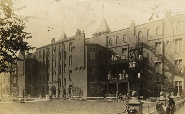 Remembering the vital role played by Hull's infirmary during