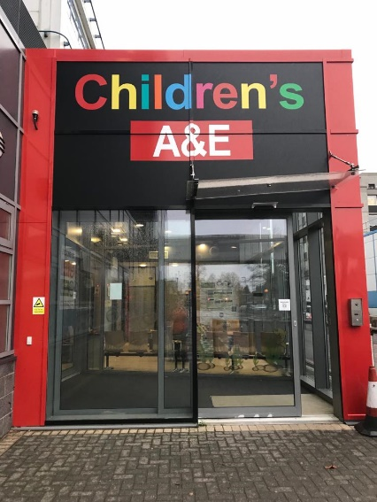 Children's A&E