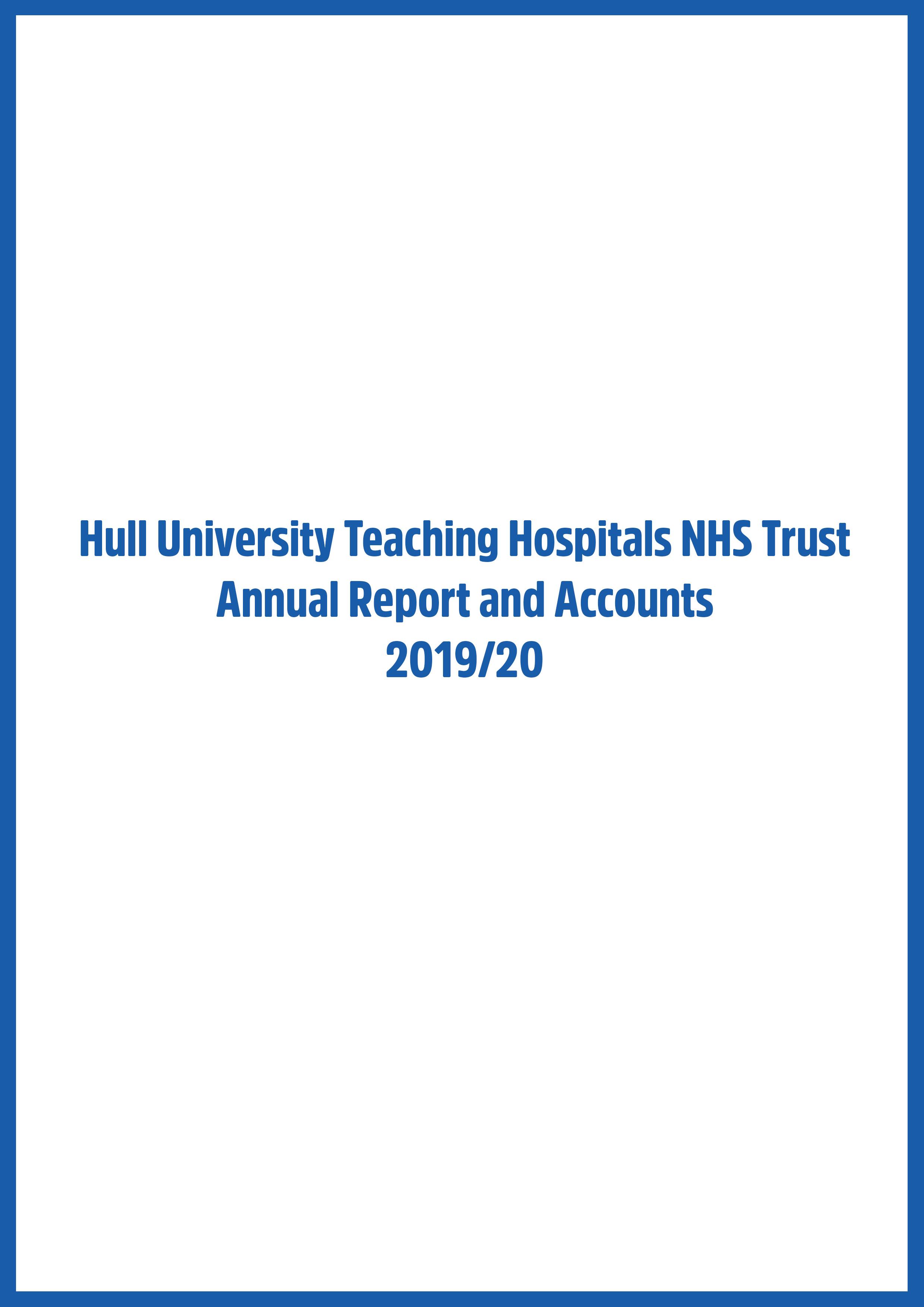 Annual Report 2012-2020